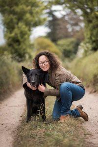 Rainbow bridge loss of a pet - Essex family photographer