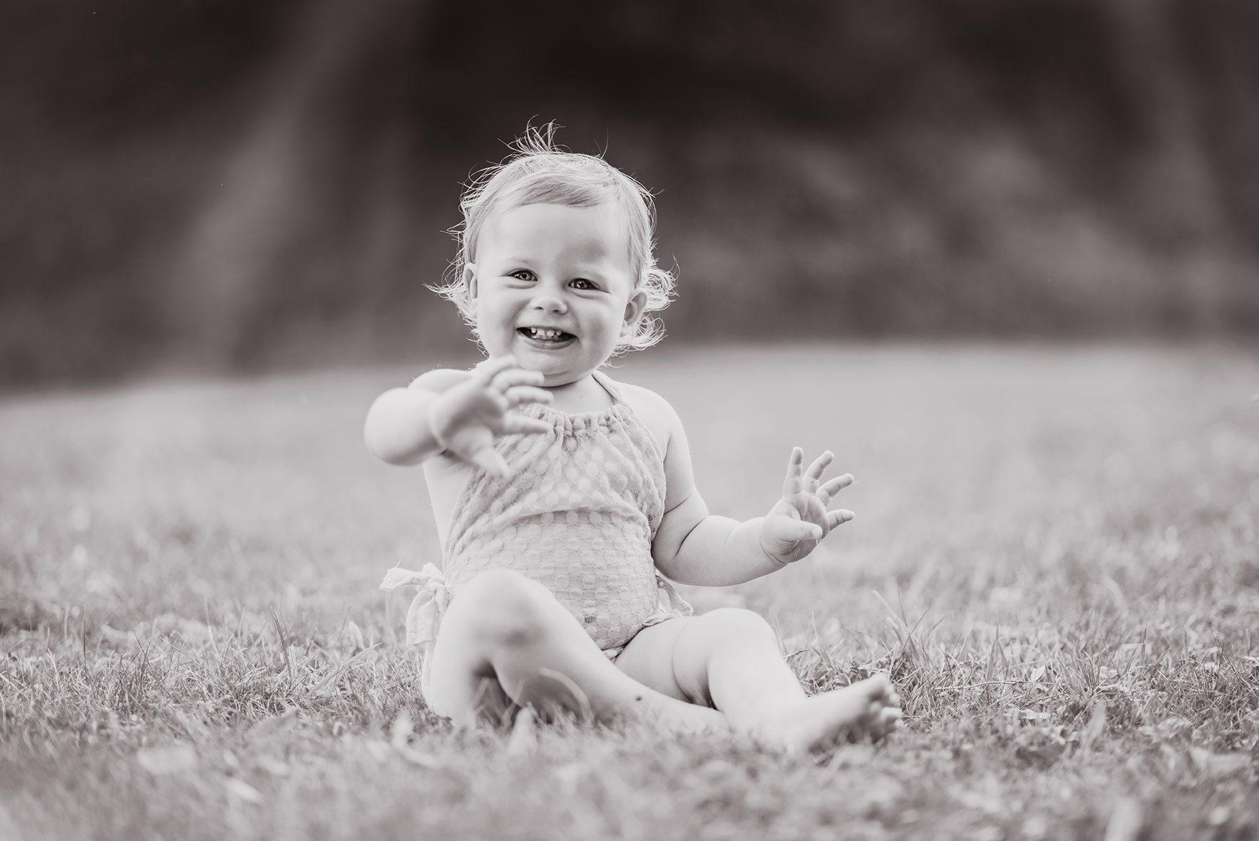 Outdoor child photographer.