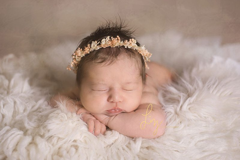 Baby girl Essex baby photographer
