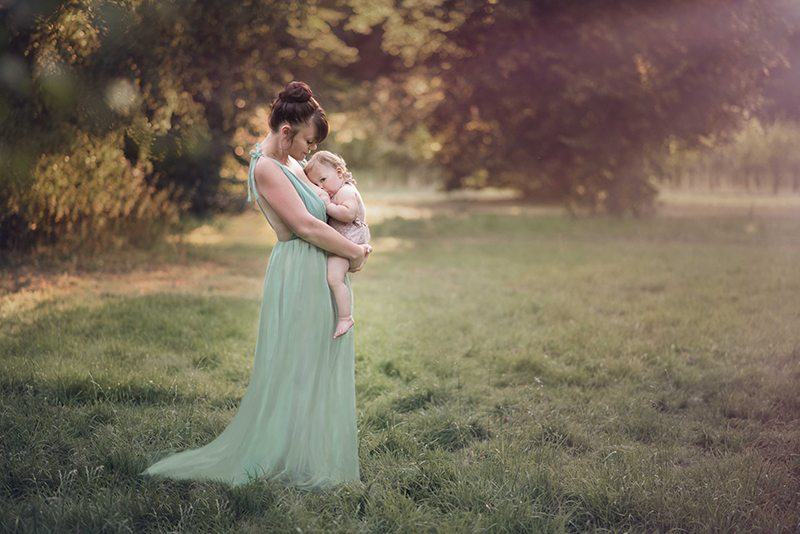 Breastfeeding celebration – Essex Newborn Photographer