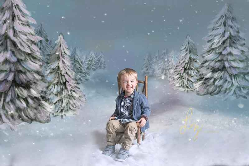 Christmas photoshoots mini session - specialist newborn baby photographer Essex