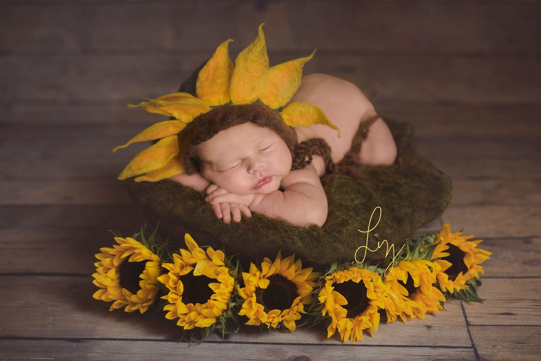 Suffolk newborn photographer