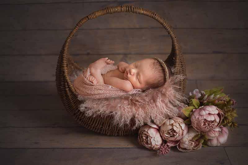 Newborn baby photographer Suffolk