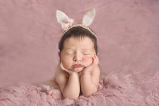 Newborn photography in Essex