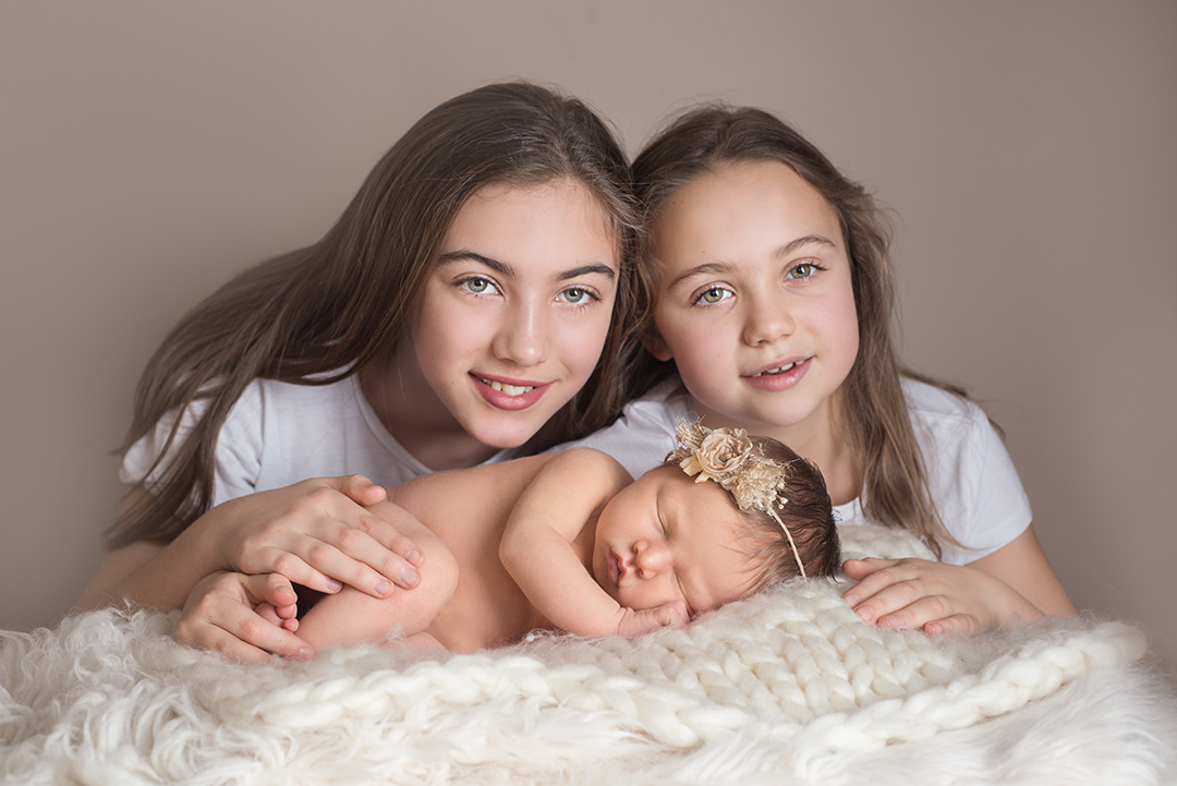 Bespoke artistic Newborn Photographer Essex