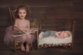 Stunning sibling photos - family & newborn Photographer Essex