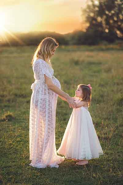 child and Mum pregnancy bump photoshoot - Kesgrave, Ipswich Suffolk Maternity Photographer