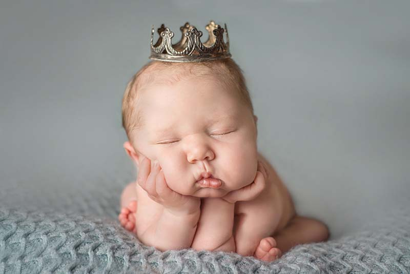 Little Prince - Essex Newborn Photography