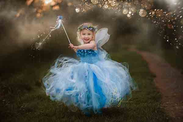 Imagination photoshoots - outdoor child Photographer Essex - Fairy photoshoots