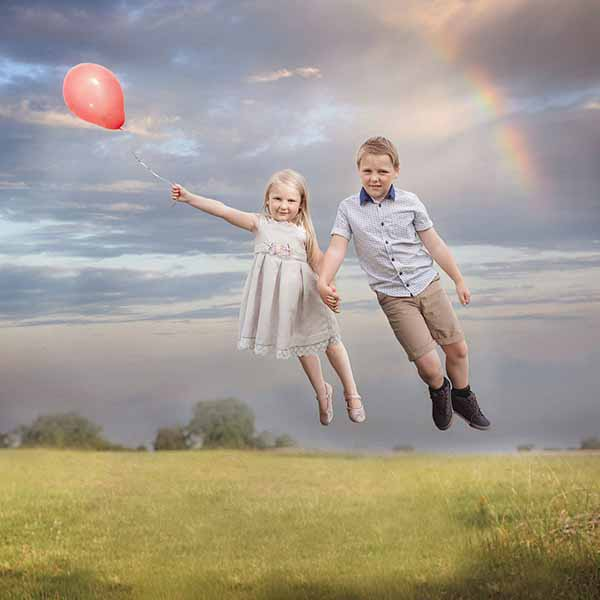 Let your child's imagination carry them away on a magical photoshoot Essex storytelling child photoshoots