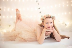 Beautiful Princess style photoshoots for your little person - Studio photographer in Suffolk